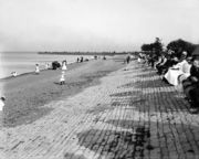 Historic Lakefront photo from the 1800s