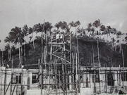 04 The construction of Buakonikai church. Early 1970s