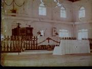 00 The construction of Buakonikai church  Breaking mount Ioretan 1950s