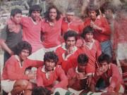 Buakonikai rugby team. 1981