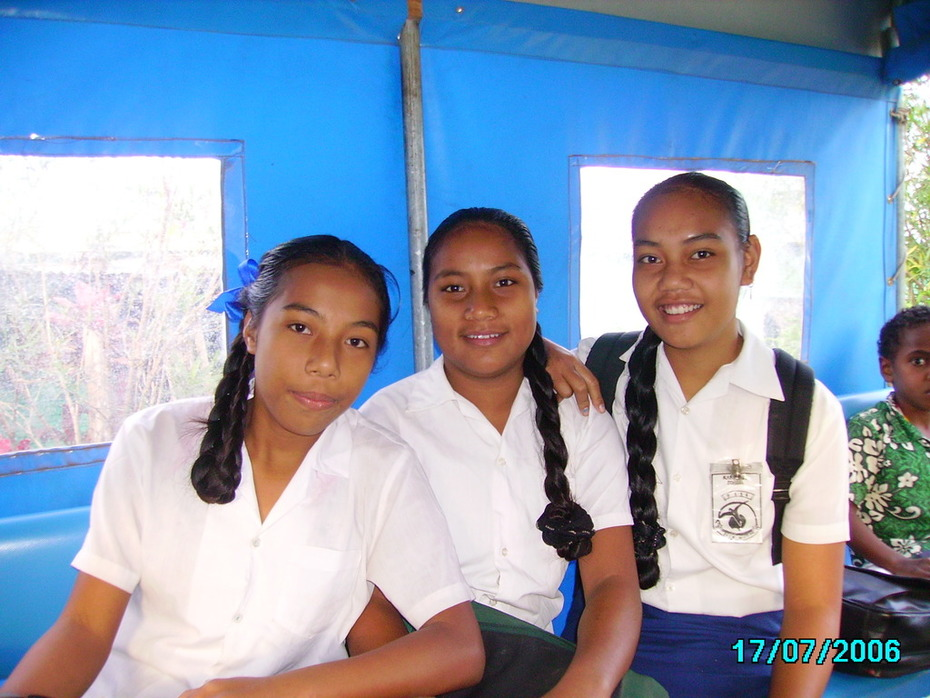 Toaua n friends @ RHS 2006