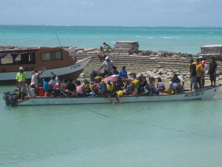 Kiribati meetings - Banaba Rehabilitation Trip