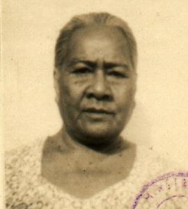 Buakonikai Church Pioneer: Nei Katuroroa Taake