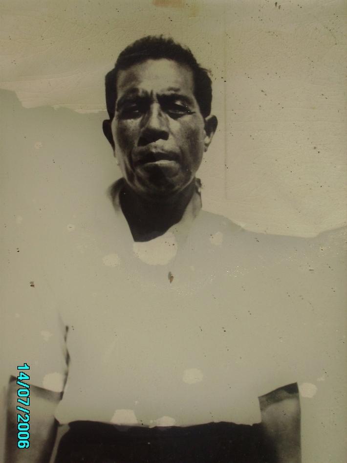 Buakonikai Church Pioneer: Kition Kamaata