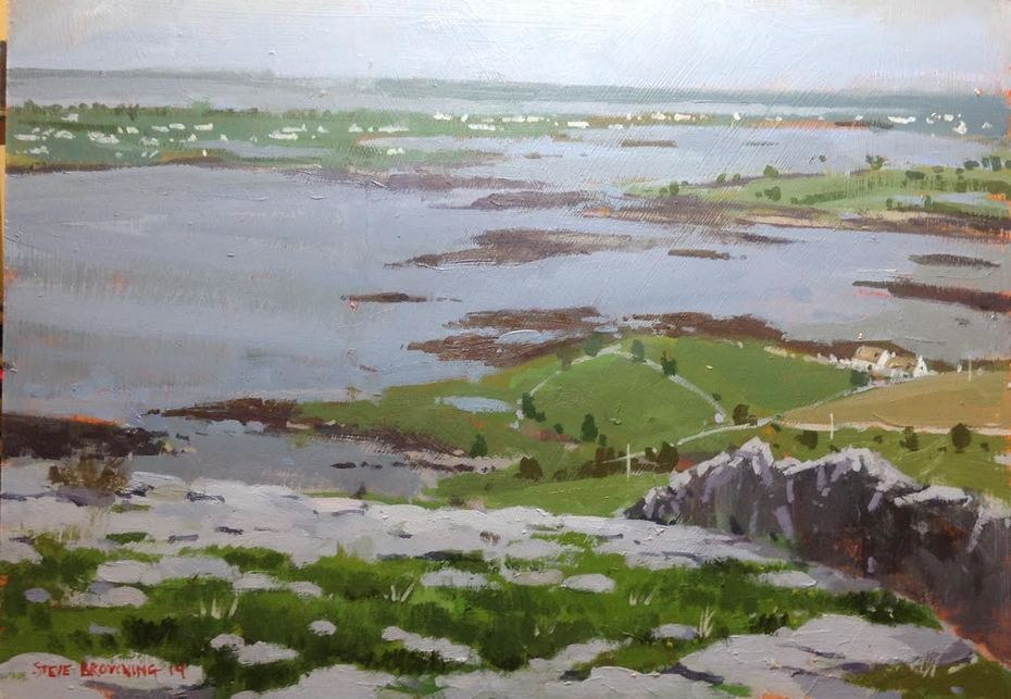 The Burren to Kinivara