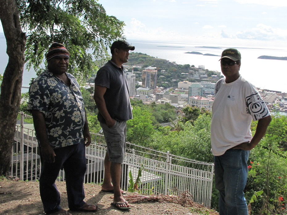 IMG_6384 overlooking Port Moresby city center PNG
