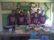 Global Village Students help preserve documents Rabi Fiji