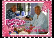 My Loving parents in-law..The late Rev Robuti&Mrs Robuti Rimon