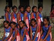 U-12 squad. Qualified to semi-final