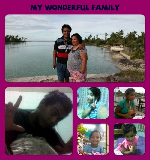 Mr&Mrs Betarim's family
