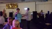 Temo & Patrick on the Dance Floor