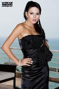 Sandra Vinces - Miss Ecuador 2009