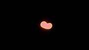 Full Moon Too Pink 8-6-09 2