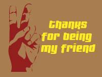 peace thanks