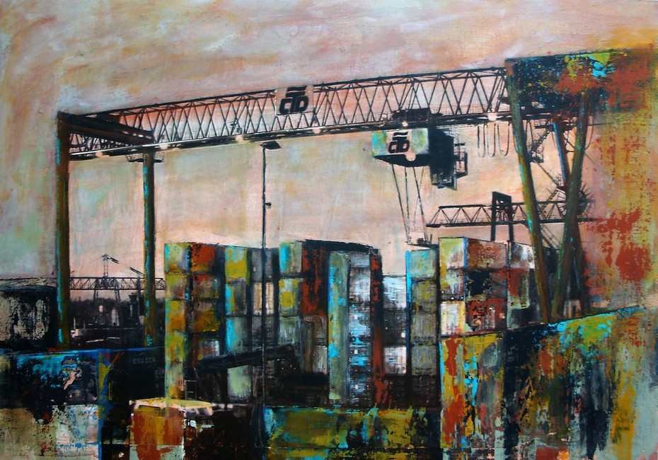Containerhafen Dortmund