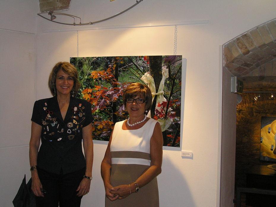 Stephanie Seymour, Rita Giacchè