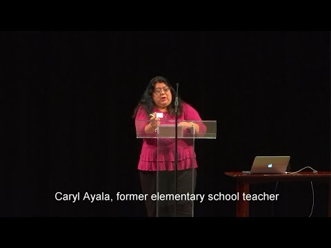 A teacher exposes the LGBT agenda coming into our elementary schools