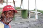 Pescador en Boca Tacarigua
