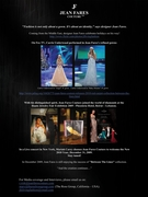 Holidays at Jean Fares Couture!