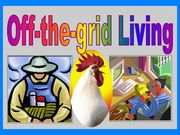 Off-the-grid Living