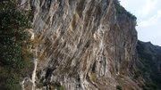 Castillon sport climbing