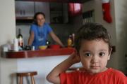 Diego y su Tia