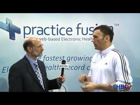 Informatics: HIMSS - Practice Fusion - Ryan Howard, CEO