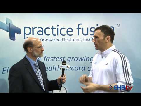 Informatics: HIMSS - Practice Fusion - Ryan Howard, CEO