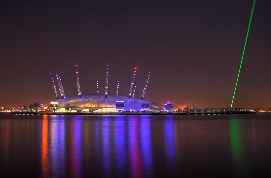 Millinium Dome Beam