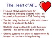 The Heart of AFL
