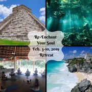 Holotropic Breathwork Retreat: Re-Enchant Your Soul in the Heart of the Mayan Riviera