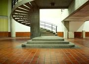 11- Una escalera de caracol
