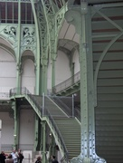 Architectural detail of Le Grand Palais