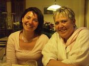 Natasha and Rita (our Rhine staff)