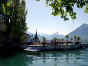 Oberhofen Castle Lake Thun Switzerland Part One