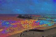 lo-fi petrol beach