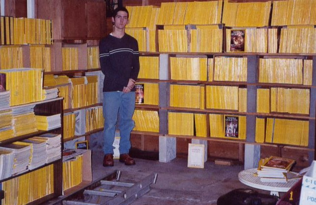 Sam In Nat Geo Vast Collection