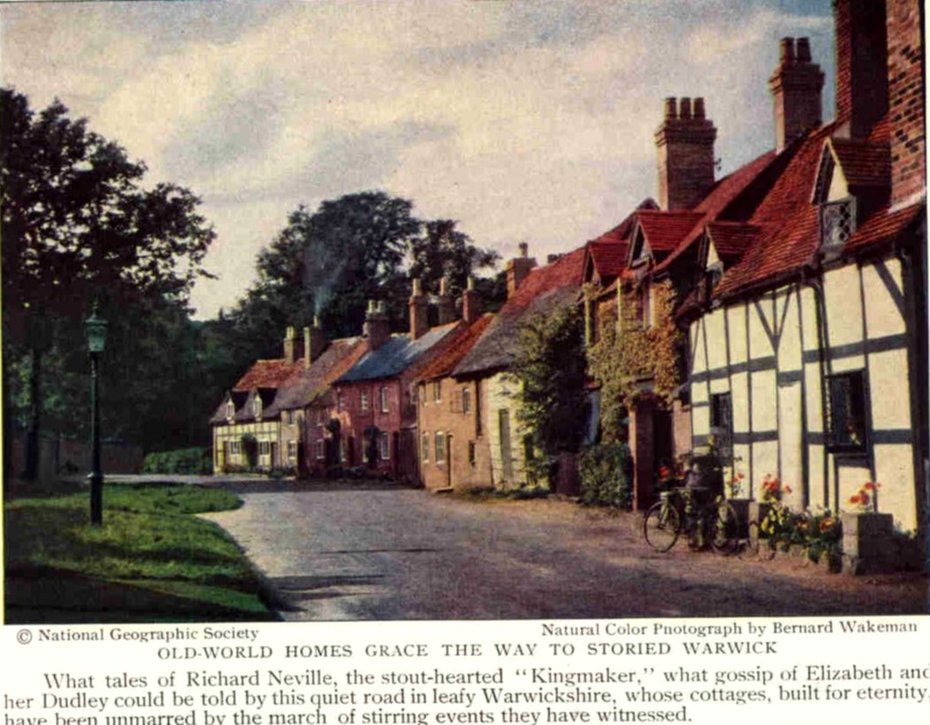 March 1931 Issue - English Cottages