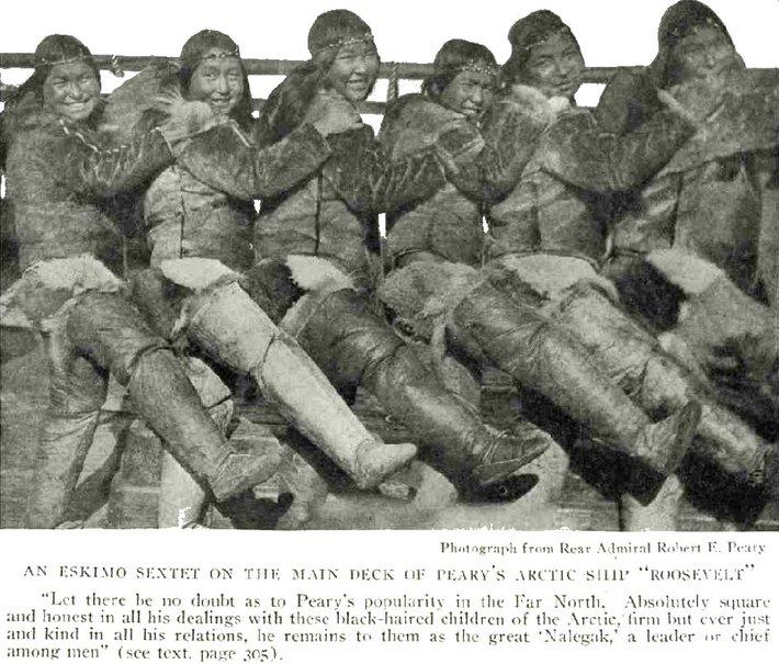 April 1920 Issue - Arctic Exploration