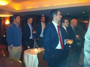 Alumni reception NYC