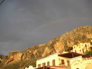 Rainbow on Massouri