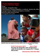 Taller de Fotografía Contextual con Alvaro Hernández Angola