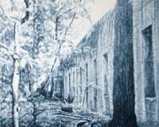 Der Riese - the bunker paintings