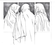 Veiled Figures 12