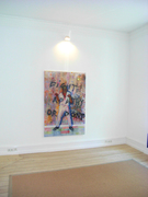 bn24 art gallery installation, Hamburg, Germany