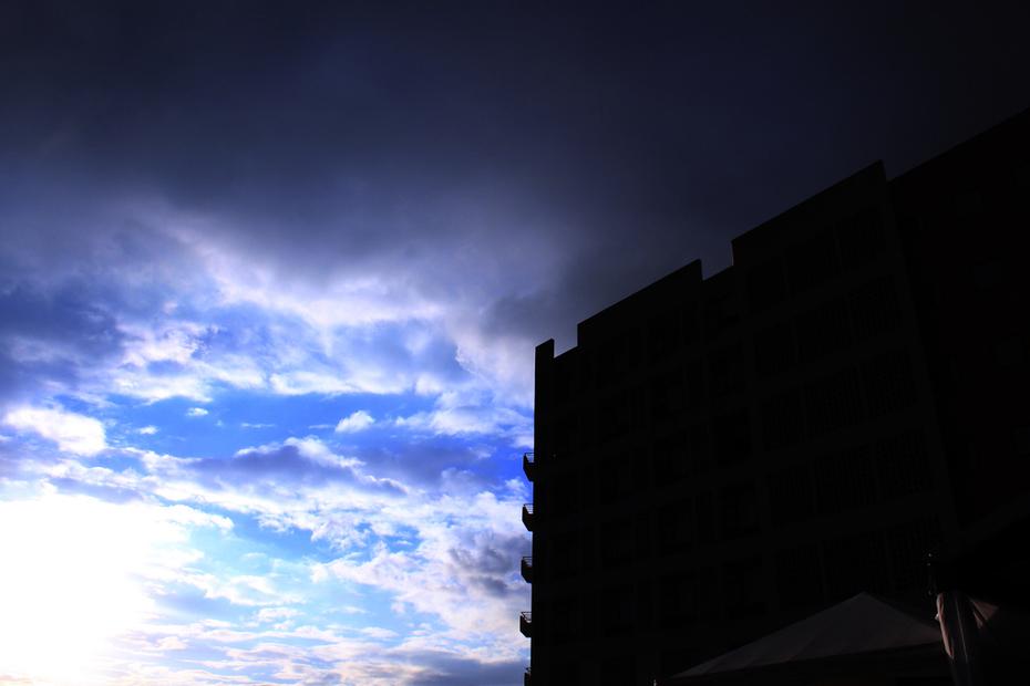 Cielo Caraqueño II