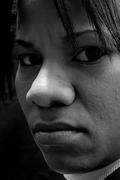Retrato Fondo Negro 4