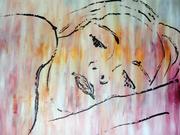 The Storyteller - Sleeping girl 08