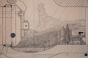 valvole di non Ritorno (detail) / Lionel Favre 2009