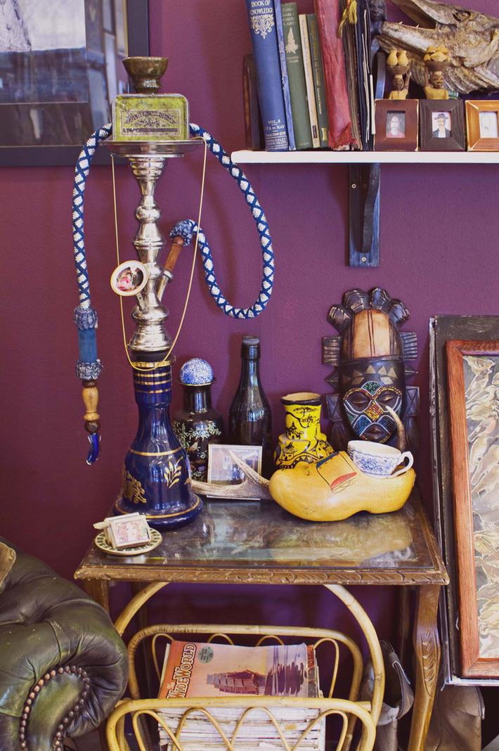 'Omar's Spuriosity Shop' (Degree show) 2009